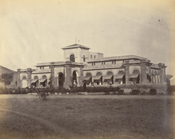 The Principal's House [Mayo College, Ajmer], designed by & built under supervision of Col. J.M. Williams.